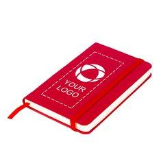 JournalBooks™ klassisk anteckningsbok i fickformat