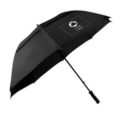 62-Inch Course Vented Golf Umbrella