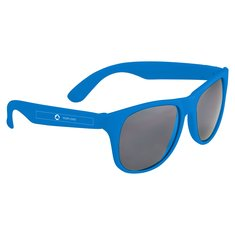 Bullet™ Retro Solid Sunglasses