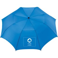 Stromberg® Auto Open Folding Golf Umbrella