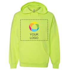 Independent Trading Co. Midweight Hooded Pullover Sweatshirt