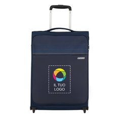Trolley Lite Ray Upright American Tourister® da 55 cm