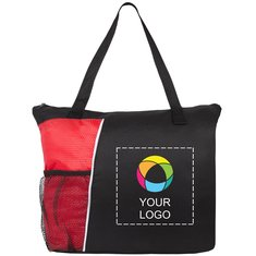 Touch Base Meeting Tote Bag