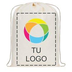 Bolsa mochila de algodón de gran calidad