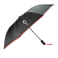 "Stromberg® 42"" Auto Open Folding, Color Splash Umbrella"