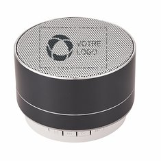 Haut-parleur Bluetooth en aluminium Dorne
