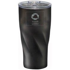 Hugo Copper Vacuum Insulated Laser Engraved Tumbler – 20 oz.