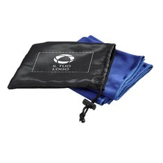Asciugamano rinfrescante con astuccio in rete Peter Bullet™