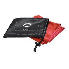 Bullet™ Peter Cooling Towel in Mesh Pouch