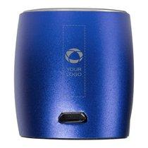 Haut-parleur gravé au laser Warpt Bullet™