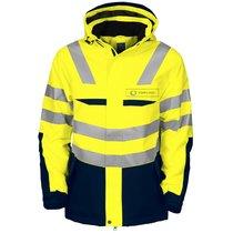 Projob EN ISO 20471 Class 3 HV Padded Jacket