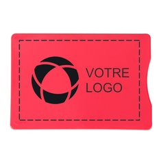 Porte-carte de crédit à protection IRF