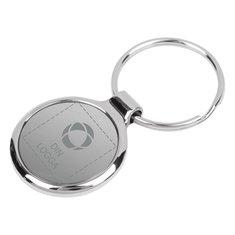 Bullet™ rund nyckelring med lasergravyr