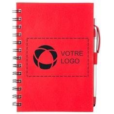 Cahier à spirale Inspiration avec stylo-stylet