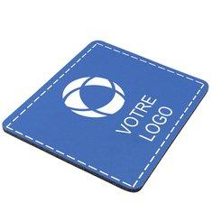 Tapis de souris rectangulaire en caoutchouc de 6.3mm (1/4po)