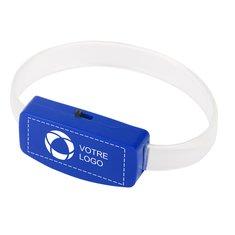 Bracelet lumineux Techno