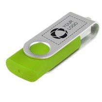 Clé USB basique rotative de 4 Go