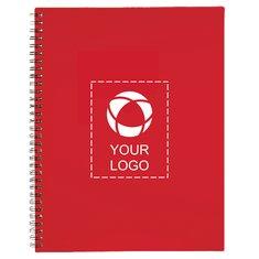 """10"""" x 11.5"""" Lg Business Spiral Notebook"""