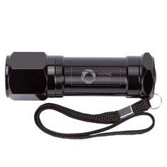 Lampe de poche 8LED gravée au laser STAC™
