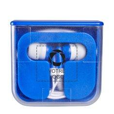 Câble de chargement 3 en 1 Bullet avec écouteurs en couleur