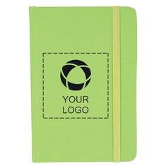 "4"" x 5.5"" Small Rainbow Notebook"