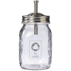 Botella para aliños de Jamie Oliver™ grabada con láser