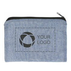 Bullet Recycled 5oz Cotton Twill Pouch