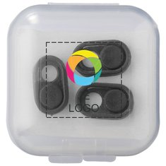 Bullet™ camerablokker in doosje met full-colour drukwerk