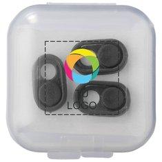 Bloqueadores para cámaras en estuche con estampado a todo color de Bullet™