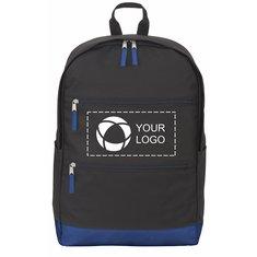 """Bullet Vertical Zip 15"""" Computer Backpack"""