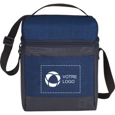 Sac-repas isotherme 12 canettes Tranzip Perf