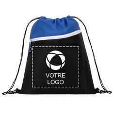 Le sac à dos coulissant avec cordon de serrage Slant