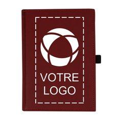 Grand cahier relié PedovaMC JournalBooksMD