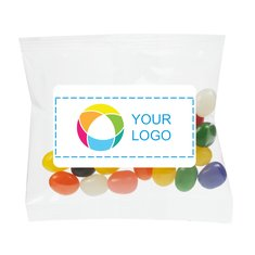 Assorted Jelly Beans 2oz. Handfuls, Case of 250