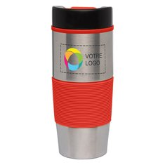 473ml (16oz) Gobelet en acier inoxydable avec imprimé couleur
