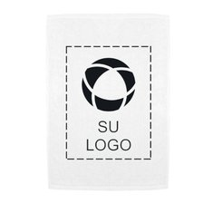 Towels by TMG Trainer Sport White Towel