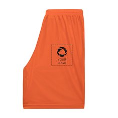Sport-Tek® Long PosiCharge® Classic Mesh Short Screenprint