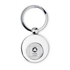 Porte-clé métallique Euring