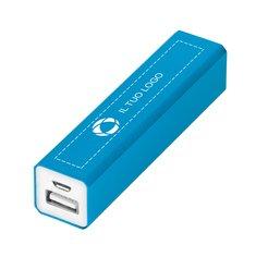 Caricabatterie portatile in alluminio 2200mAh Volt Bullet™