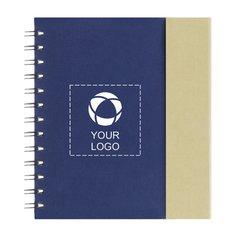 Lock-it Spiral Notebook