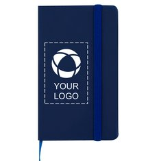 3-Inch x 5-Inch Snap Elastic Closure Notebook