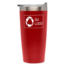 16 oz. Stainless Steel Tumbler with Lid