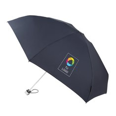 Paraguas de cinco secciones Alu Drop de Samsonite® De abertura manual, tamaño reducido y cierre en posición plana