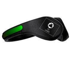 La luz Led con clip para zapatillas Usain de Bullet™