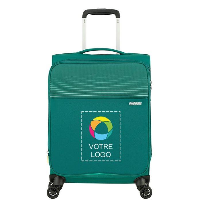 Valise à roulettes extensible 55cm LiteRay d'American Tourister®