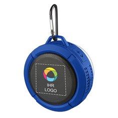 Bluetooth®-Dusch- und Outdoor-Lautsprecher Splash von Bullet™