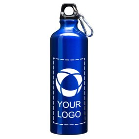Pacific 26-Ounce Aluminum Sports Bottle