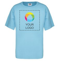 Fruit of the Loom® Ink Printed 5-Ounce Heavy Cotton HD™ Youth T-Shirt