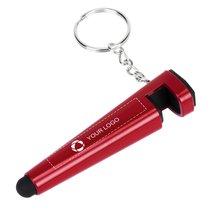 The Taz Phone Holder-Stylus Keychain