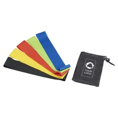 Bullet™ The Crane Elastic Resistance Band Set